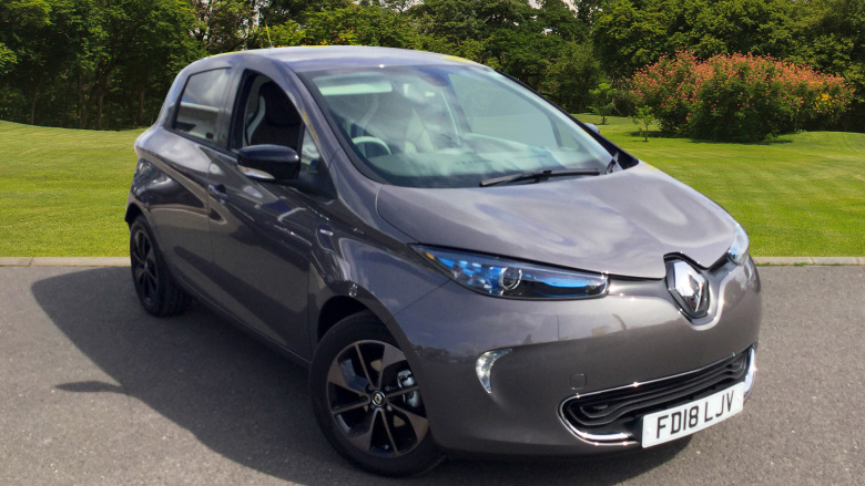 Renault Zoe 65Kw I-Signature Nav Quick Charge 41Kwh 5Dr Auto Electric Hatchback