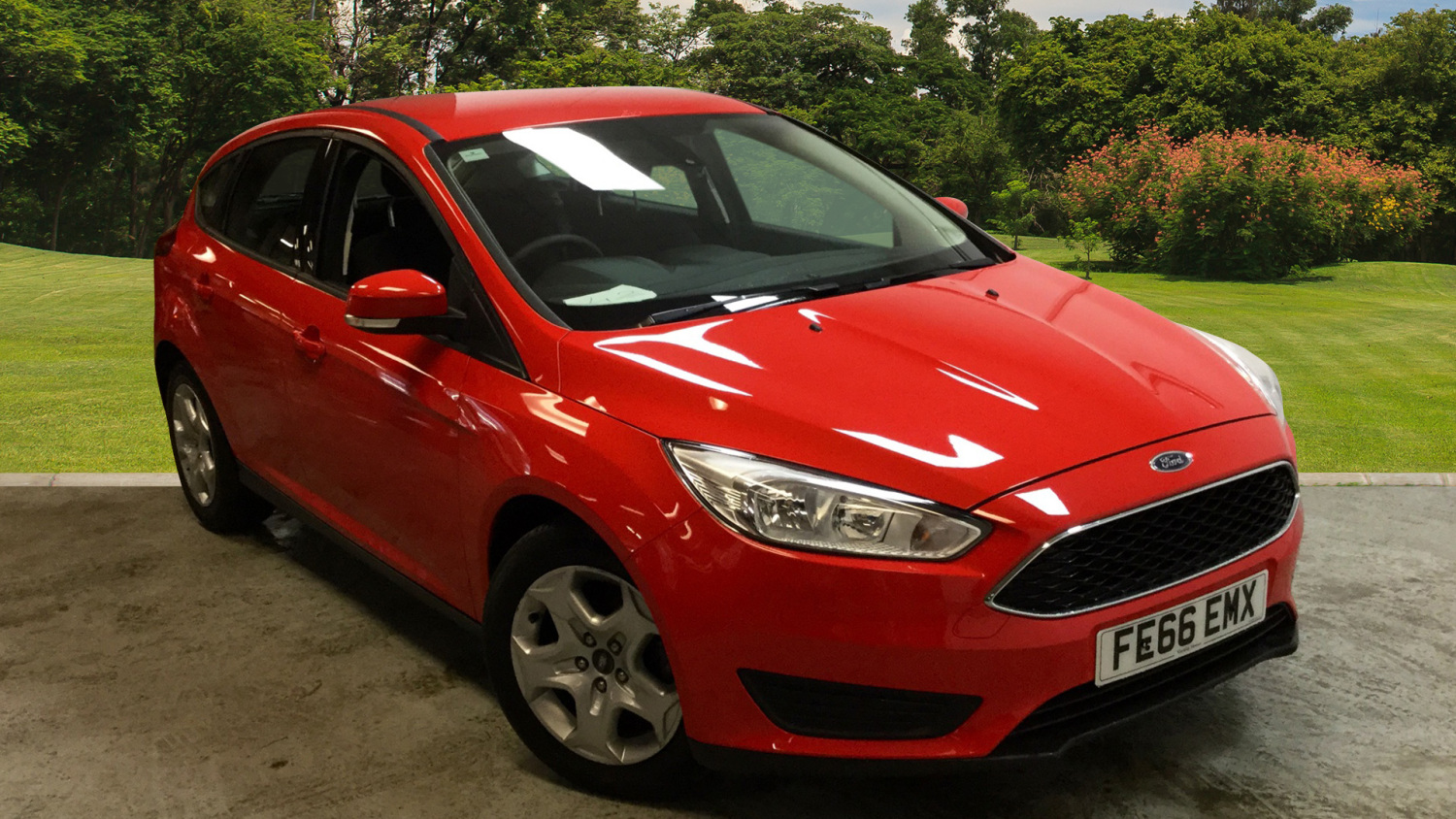 used ford focus 1 0 ecoboost style 5dr petrol hatchback. Black Bedroom Furniture Sets. Home Design Ideas