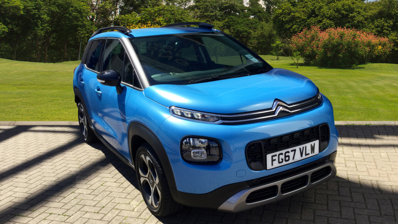 Citroen C3 Aircross 1.6 Bluehdi Feel 5Dr Diesel Hatchback