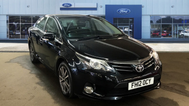 Toyota Avensis 1.8 V-matic TR 4dr M-Drive S Petrol Saloon