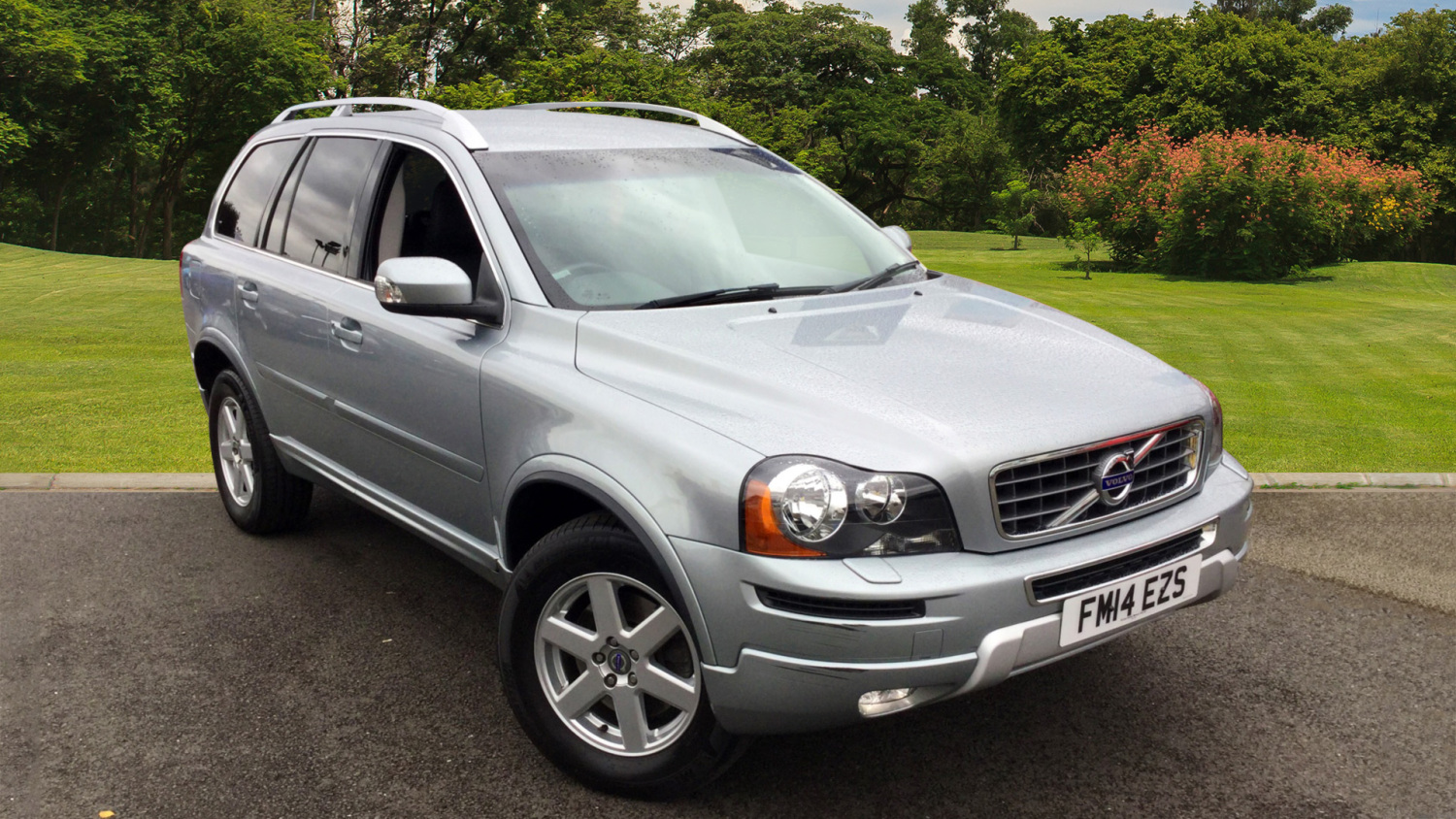 Used Volvo Xc90 2.4 D5 [200] Es 5Dr Geartronic Diesel ...