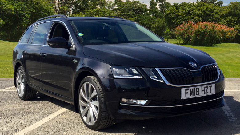 SKODA Octavia 2.0 Tdi Cr Laurin + Klement 5Dr Dsg Diesel Estate
