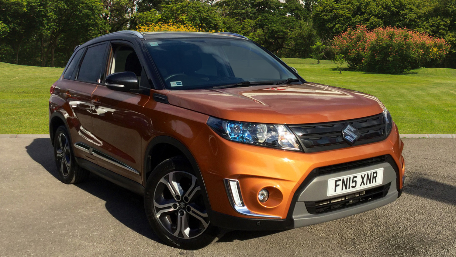 used suzuki vitara 1 6 sz5 allgrip urban pack 5dr petrol estate for sale in scotland macklin. Black Bedroom Furniture Sets. Home Design Ideas