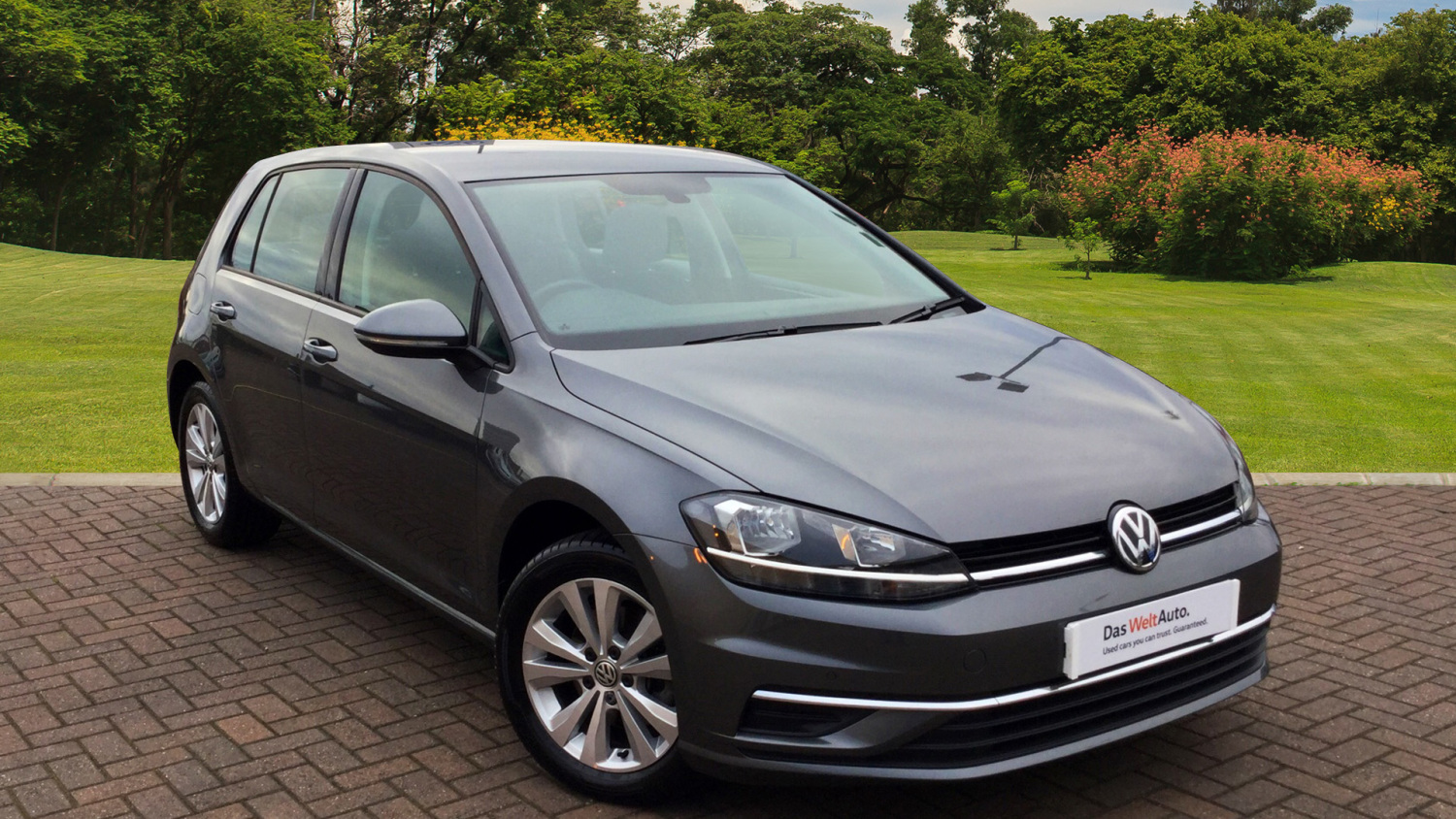 used volkswagen golf 1 4 tsi se nav 5dr petrol hatchback. Black Bedroom Furniture Sets. Home Design Ideas