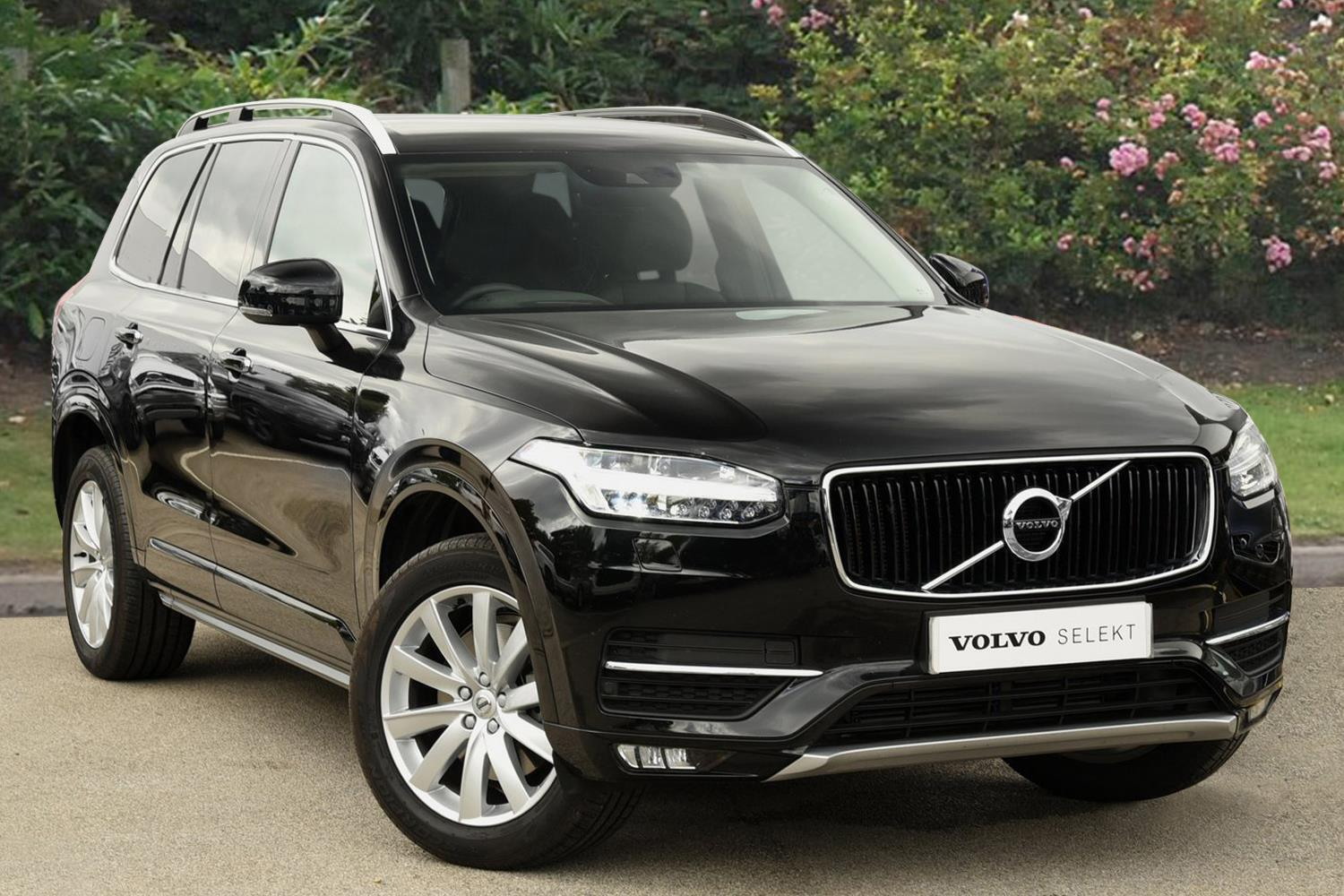 used volvo xc90 2 0 d5 powerpulse momentum 5dr awd geartronic diesel estate for sale in scotland. Black Bedroom Furniture Sets. Home Design Ideas