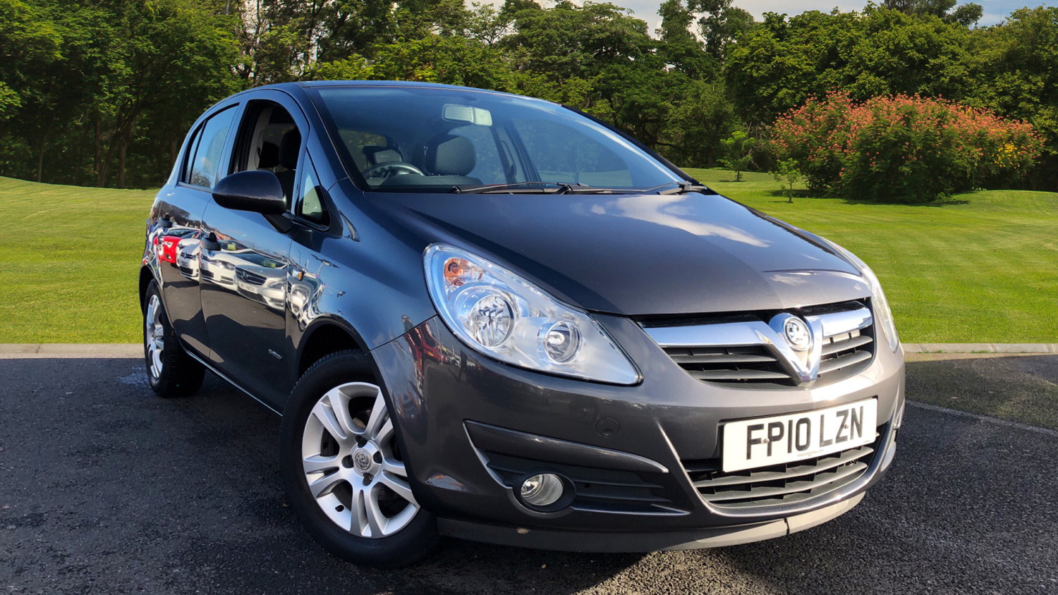 used vauxhall corsa 1 2i 16v energy 5dr petrol hatchback. Black Bedroom Furniture Sets. Home Design Ideas