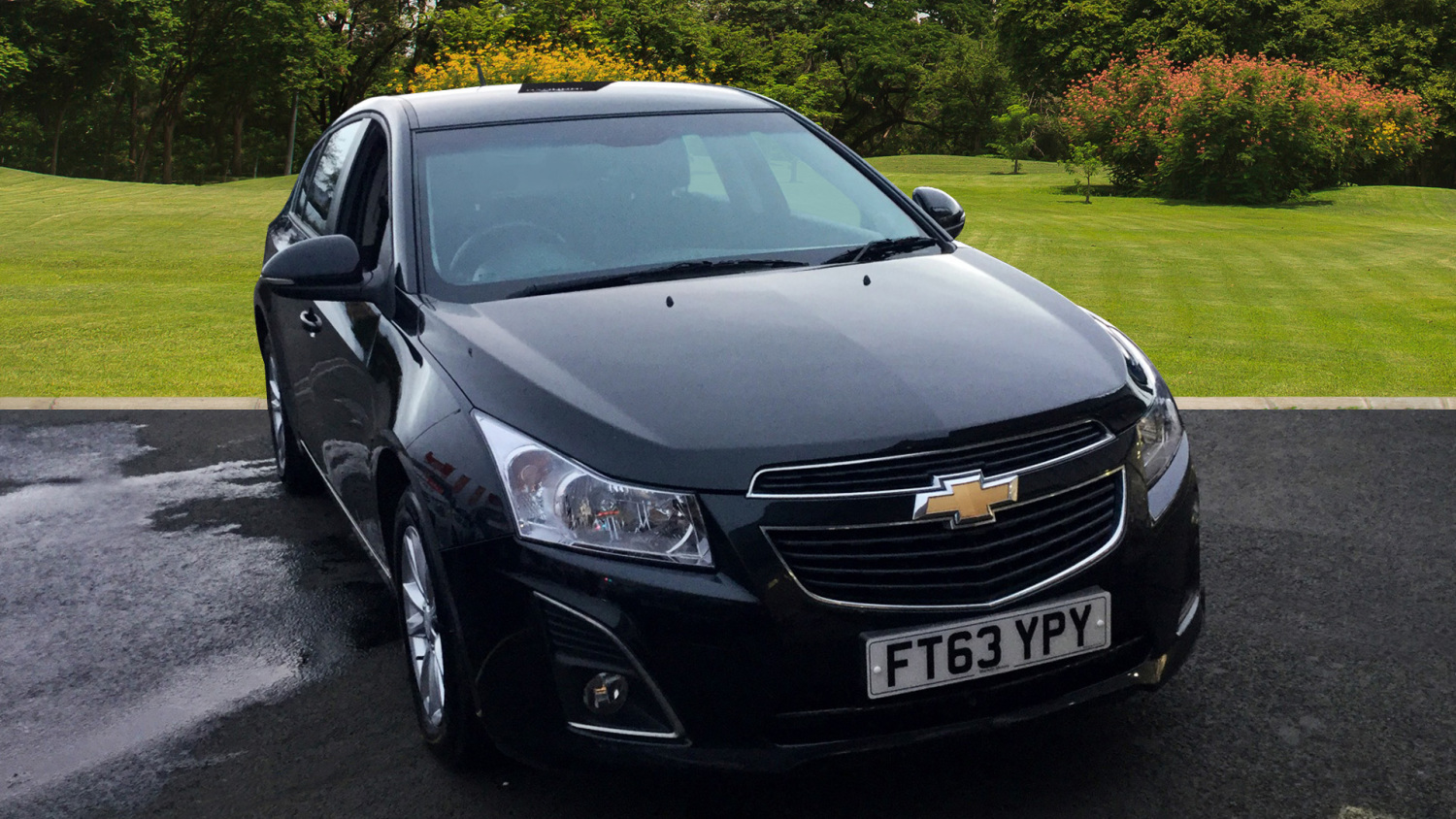 used chevrolet cruze 1 6 lt 5dr petrol hatchback for sale in scotland macklin motors. Black Bedroom Furniture Sets. Home Design Ideas