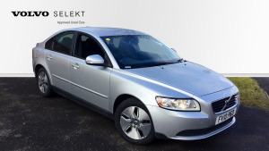 Volvo S40 1.6D Drive S 4Dr [start Stop] Diesel Saloon
