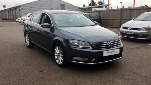 Volkswagen Passat 2.0 Tdi Bluemotion Tech Executive 4Dr Diesel Saloon