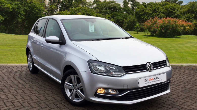 Volkswagen Polo 1.2 Tsi Match Edition 5Dr Petrol Hatchback