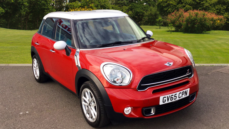 Used Mini Countryman 20 Cooper S D 5dr Auto Diesel Hatchback For