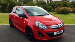 Vauxhall Corsa 1.2 Limited Edition 3Dr Petrol Hatchback