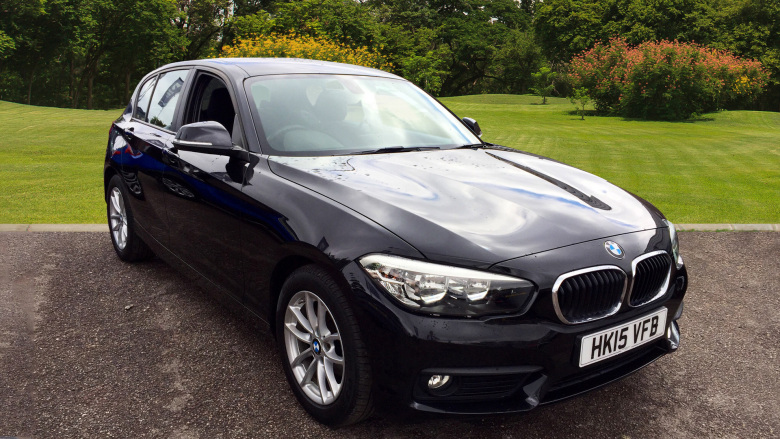 BMW 1 Series 116D Efficientdynamics Plus 5Dr Diesel Hatchback