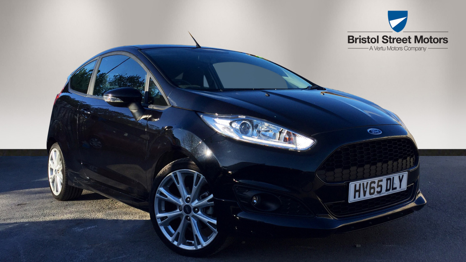 Used Ford Fiesta 1 0 Ecoboost 125 Zetec S 3dr Petrol
