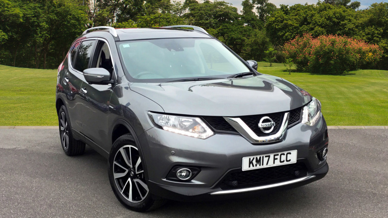Nissan X-Trail 2.0 Dci N-Vision 5Dr 4Wd Xtronic [7 Seat] Diesel Station Wagon