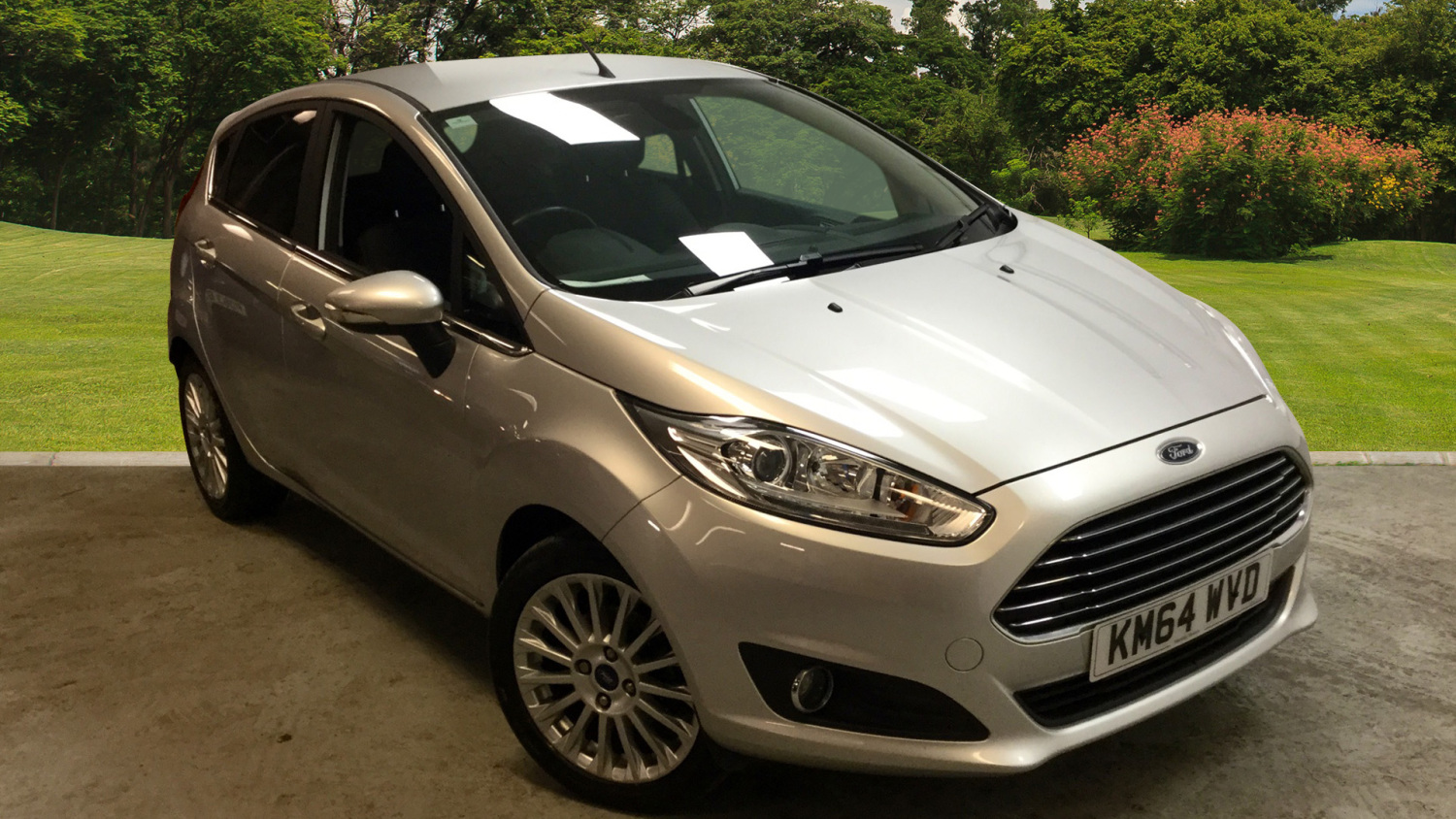 used ford fiesta 1 0 ecoboost 125 titanium 5dr petrol hatchback for sale in scotland macklin. Black Bedroom Furniture Sets. Home Design Ideas