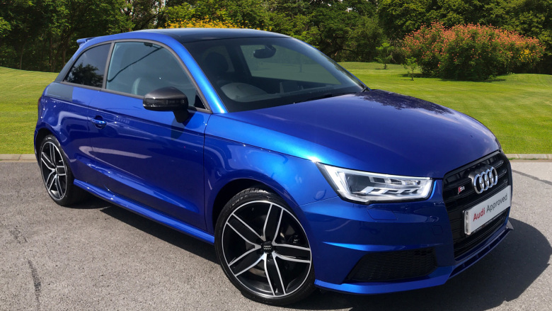 Audi A1 S1 TFSI Quattro Competition 3dr Petrol Hatchback