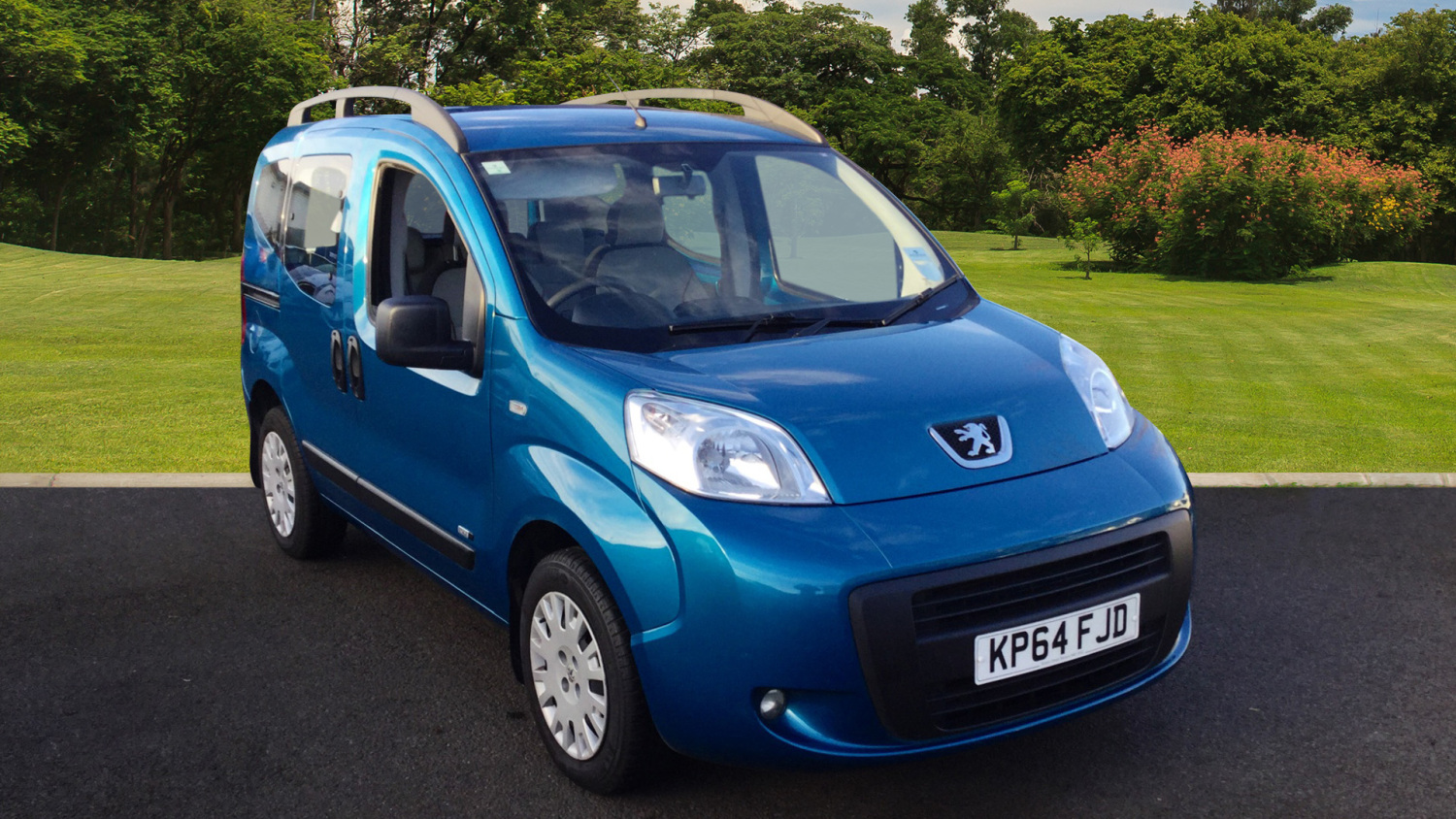 used peugeot bipper tepee 1 3 hdi 75 style 5dr non start stop diesel estate for sale in. Black Bedroom Furniture Sets. Home Design Ideas