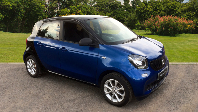 smart forfour hatchback 1.0 Passion 5dr Petrol Hatchback