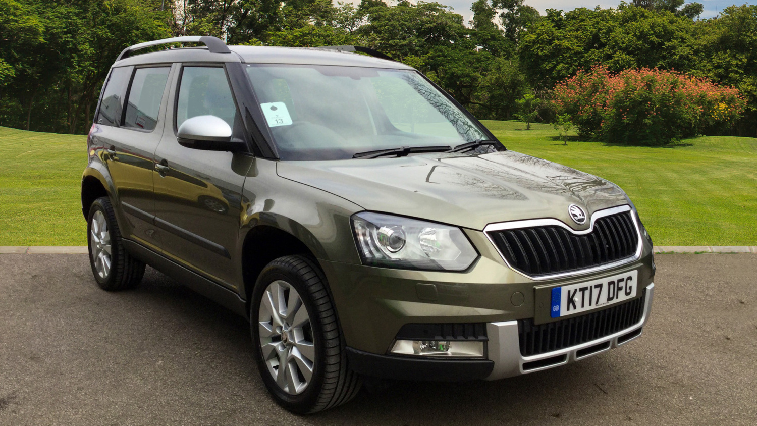 used skoda yeti outdoor 2 0 tdi cr 150 se l drive 4x4 5dr dsg diesel estate for sale in. Black Bedroom Furniture Sets. Home Design Ideas