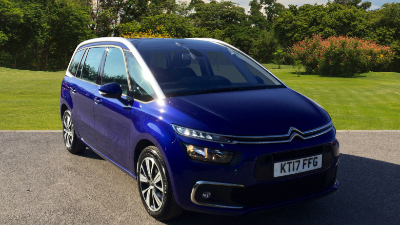Citroen Grand C4 Picasso 1.6 Bluehdi Feel 5Dr Diesel Estate