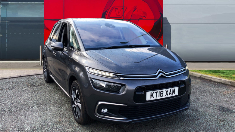 Used Citroen C4 Space Tourer 1 6 BlueHDi 120 Flair 5dr
