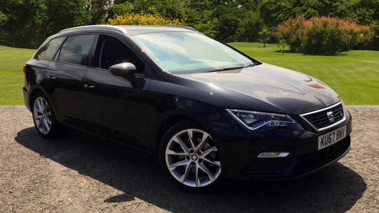 SEAT Leon 1.8 TSI FR Technology 5dr Petrol Estate