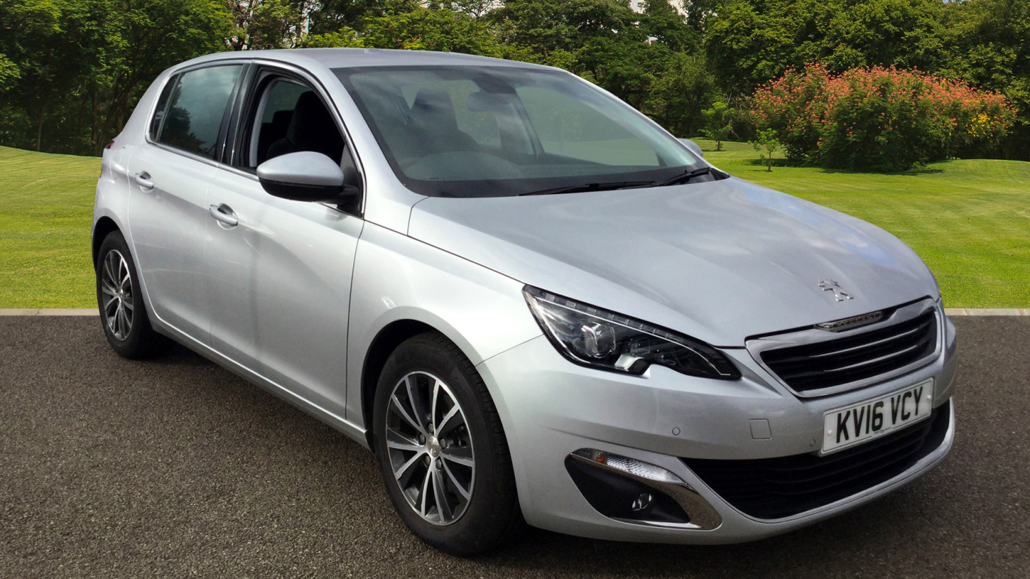 used peugeot 308 2 0 bluehdi 150 allure 5dr eat6 diesel hatchback for sale in scotland macklin. Black Bedroom Furniture Sets. Home Design Ideas