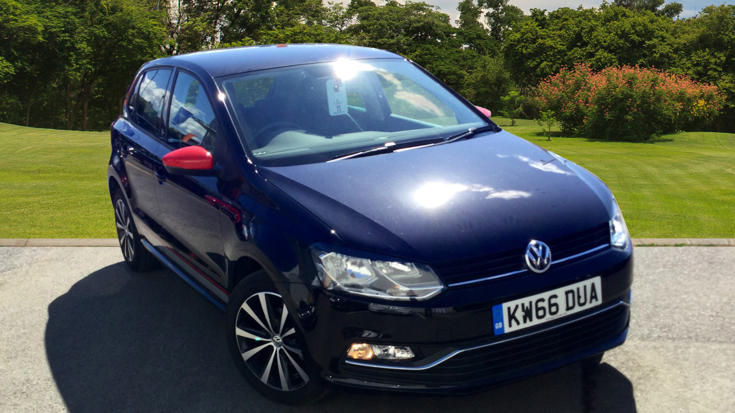 used volkswagen polo 1 2 tsi beats 5dr petrol hatchback for sale in scotland macklin motors. Black Bedroom Furniture Sets. Home Design Ideas