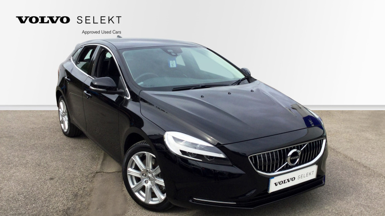 Volvo V40 D4 [190] Inscription 5dr Diesel Hatchback