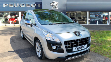 Peugeot 3008 1.6 HDi 112 Exclusive 5dr Diesel Estate