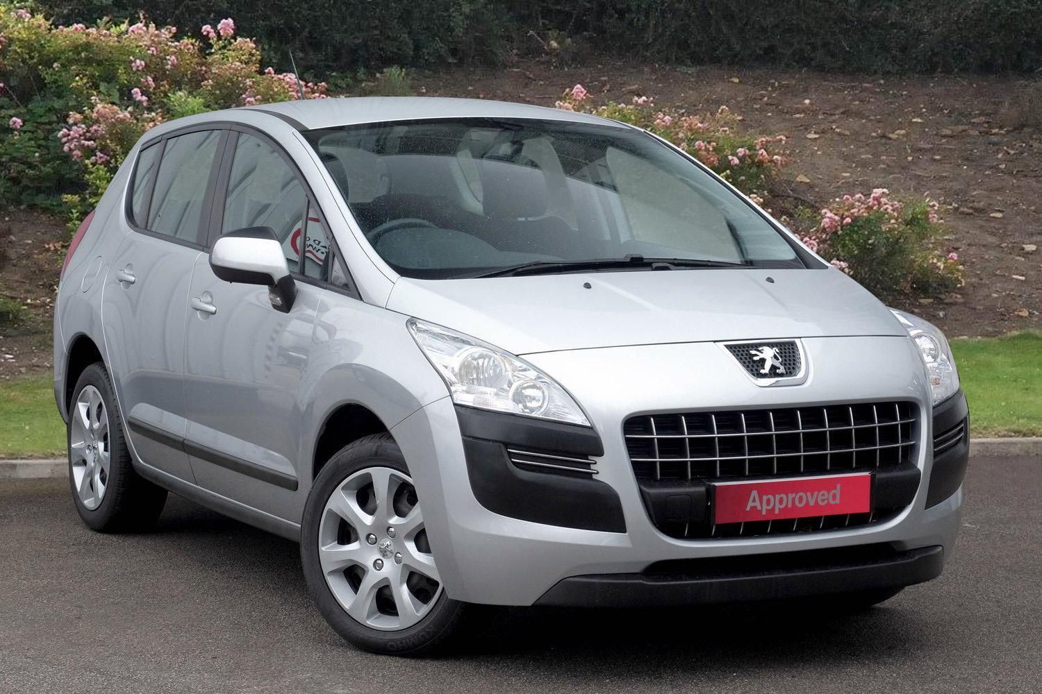 Used Peugeot 3008 1 6 Hdi 112 Active 5dr Diesel Estate For