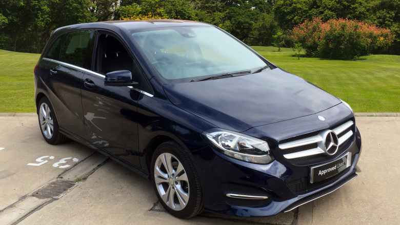 Mercedes-Benz B-Class B200d Sport Executive 5dr Auto Diesel Hatchback