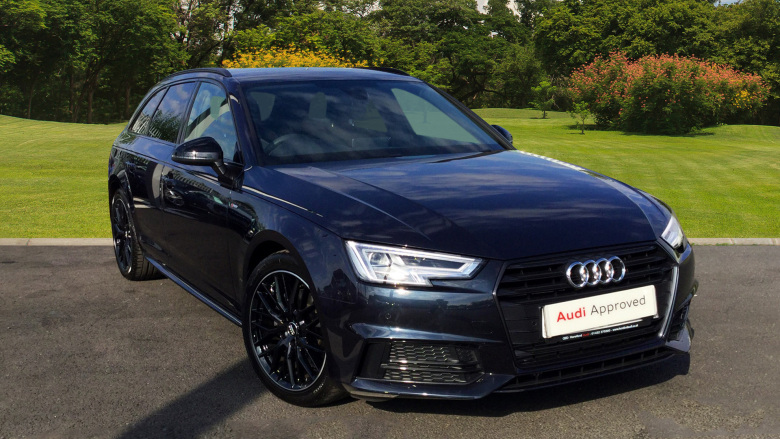 Audi A4 2.0T FSI Black Edition 5dr S Tronic Petrol Estate