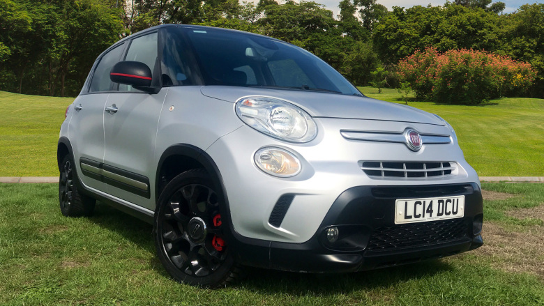 Fiat 500L 1.6 Multijet Beats Edition 5dr Diesel Hatchback