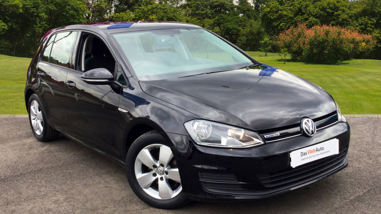 Volkswagen Golf 1.6 TDI 110 BlueMotion 5dr Diesel Hatchback