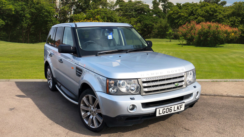 Land Rover Range Rover Sport 4.2 V8 Supercharged 5Dr Auto Petrol Estate