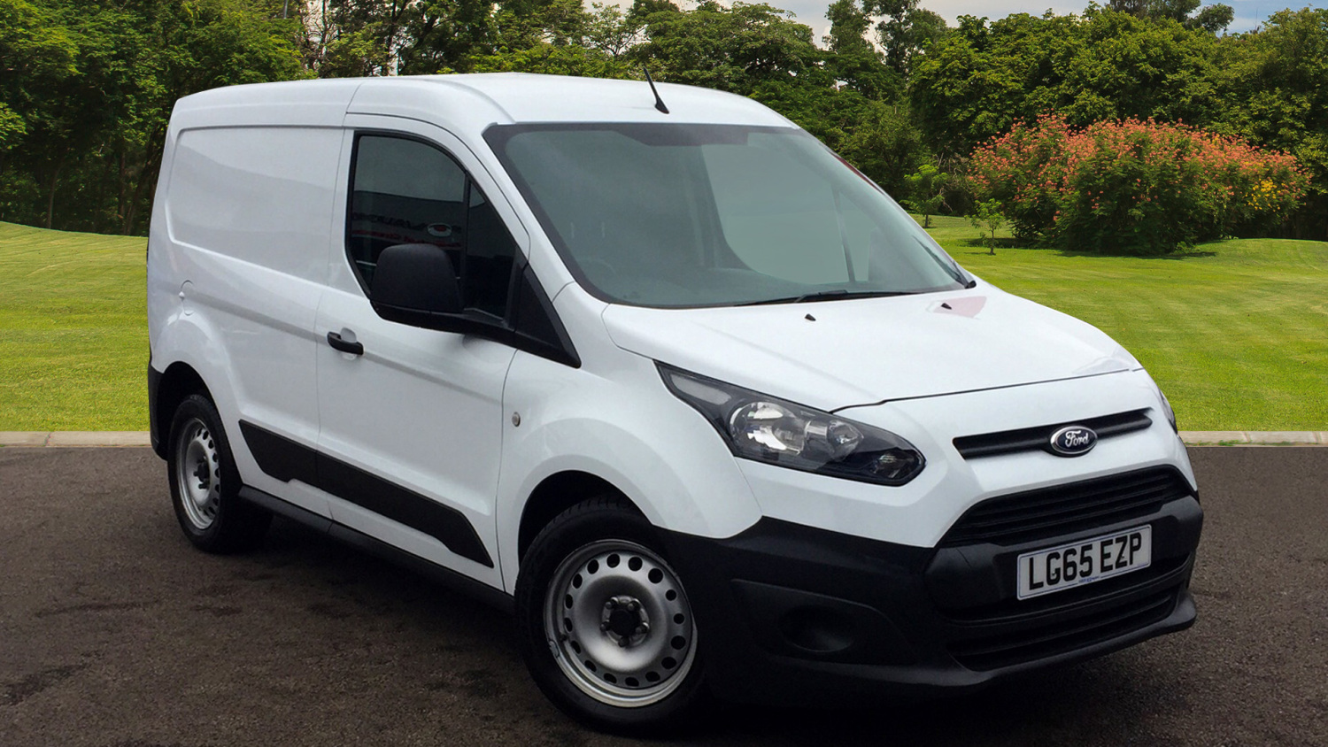 used ford transit connect 220 l1 diesel 1 6 tdci 75ps van for sale in scotland macklin motors. Black Bedroom Furniture Sets. Home Design Ideas