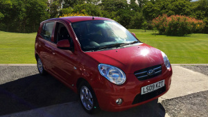Kia Picanto 1.1 Red 5Dr Petrol Hatchback