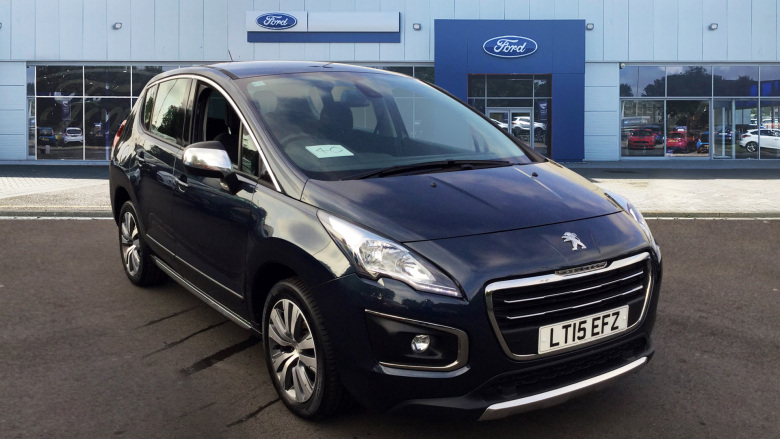 Peugeot 3008 1.6 Hdi Active 5Dr Diesel Estate