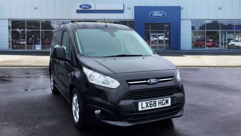 8293735a4f Used Ford Transit Connect 200 L1 Diesel 1.5 EcoBlue 120ps Limited ...