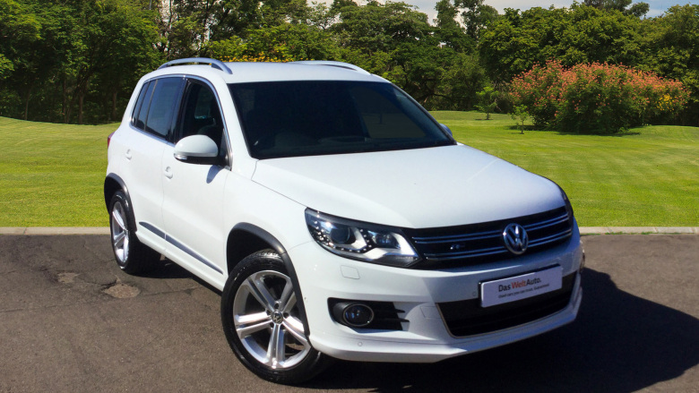 Volkswagen Tiguan 2.0 Tdi Bluemotion Tech R Line 5Dr Diesel Estate