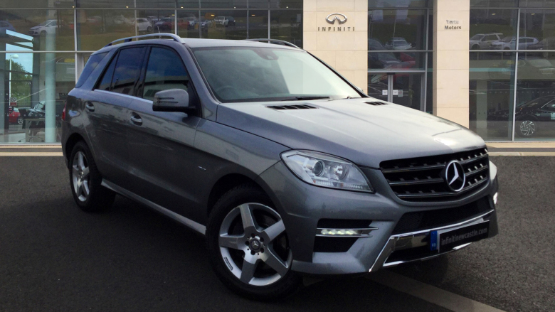 Mercedes-Benz M-Class ML250 CDi BlueTEC Sport 5dr Auto Diesel Station Wagon