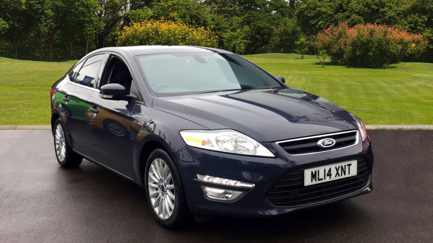 Used Ford Mondeo 1 6 Tdci Eco Zetec Business Edition 5dr
