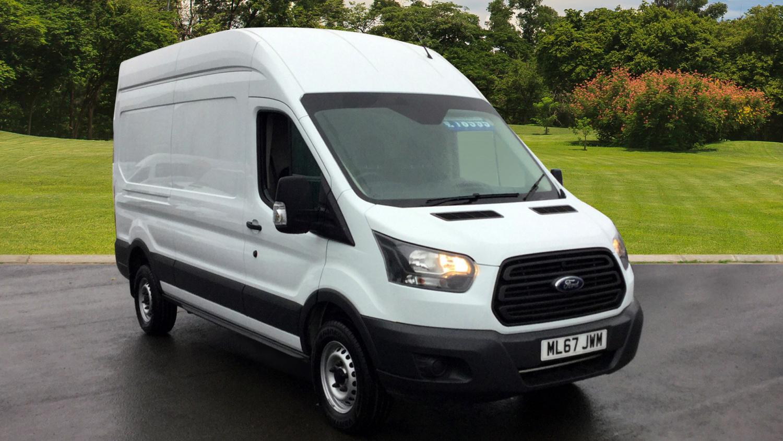 used ford transit 350 l3 diesel rwd 2 0 tdci 130ps h3 van for sale in scotland macklin motors. Black Bedroom Furniture Sets. Home Design Ideas