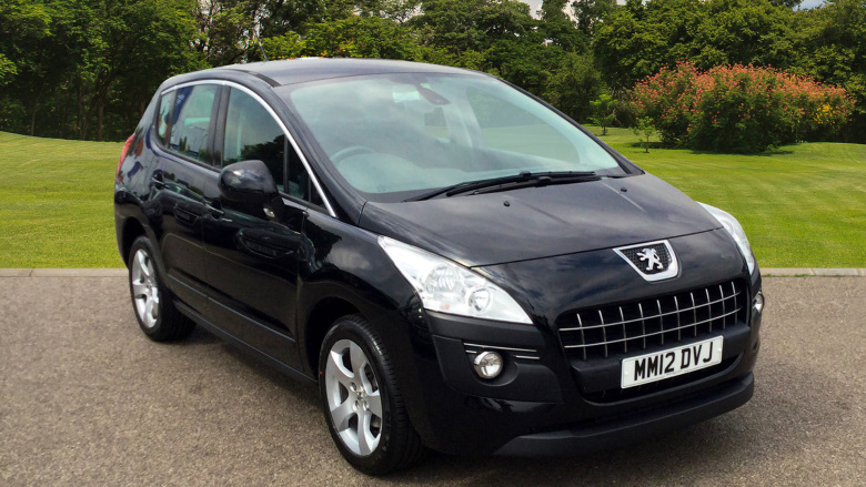Peugeot 3008 1.6 Hdi 112 Active Ii 5Dr Diesel Estate