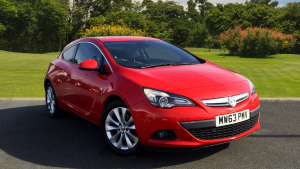 Vauxhall Astra GTC 2.0 Cdti 16V Sri 3Dr Diesel Coupe