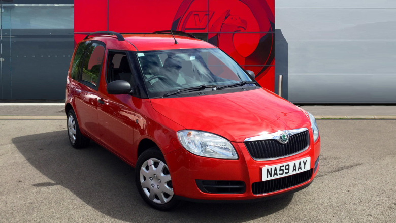 SKODA Roomster 1.2 12V S 5dr Petrol Estate