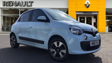 Renault Twingo 1.0 SCE Play 5dr Petrol Hatchback