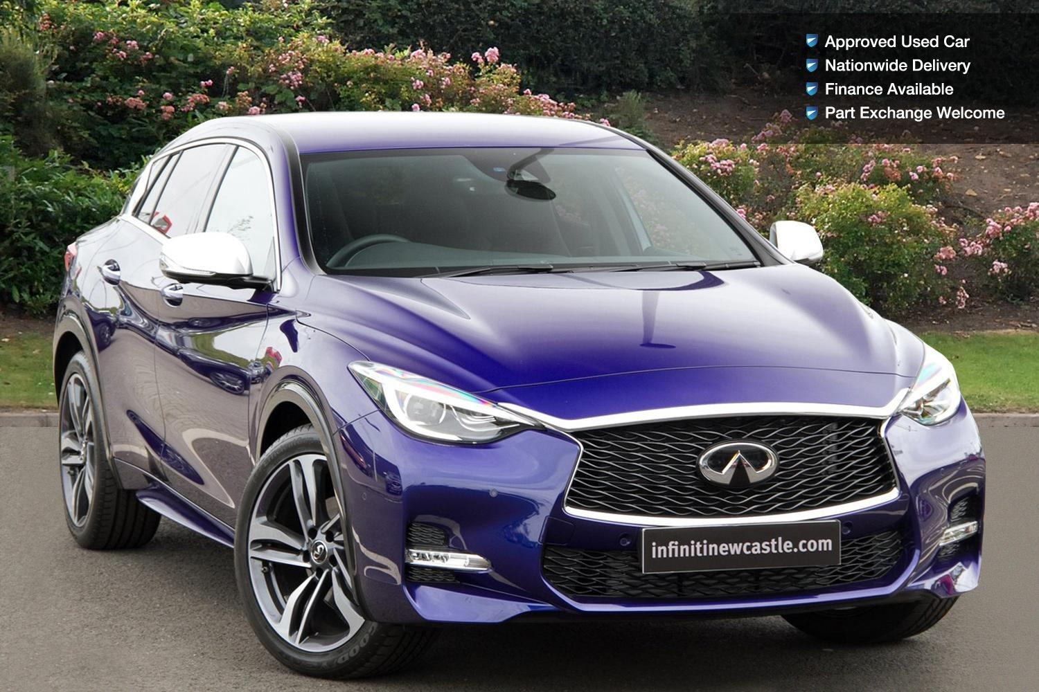 used infiniti q30 1 5d sport 5dr in touch nav diesel hatchback for sale in scotland macklin. Black Bedroom Furniture Sets. Home Design Ideas